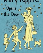 Mary Poppins Opens the Door - P. L. Travers portada