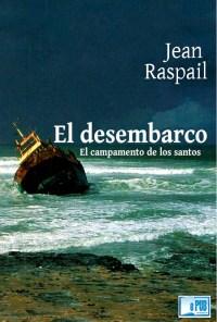 El desembarco - Jean Raspail portada