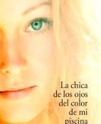 La chica de los ojos del color de mi piscina - Jorge Salinas portada