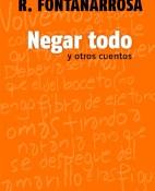 Negar todo - Roberto Fontanarrosa portada