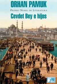 Cevdet Bey e hijos - Orhan Pamuk portada