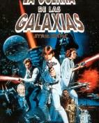 Episodio IV La guerra de las Galaxias - George Lucas y Alan Dean Foster portada