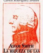 La riqueza de las naciones - Adam Smith portada