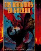 Los dragones en guerra - VVAA portada