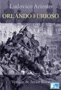 Orlando furioso - Ludovico Ariosto portada