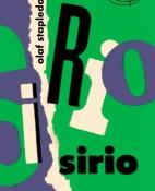 Sirio - Olaf Stapledon portada