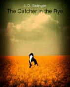 The Catcher in the Rye - J. D. Salinger portada