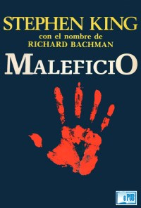 Maleficio - Stephen King portada