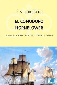 El comodoro Hornblower - C. S. Forester portada