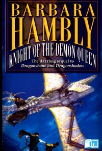 Knight of the demon queen - Barbara Hambly portada
