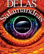 La guerra de las salamandras - Karel Capek portada