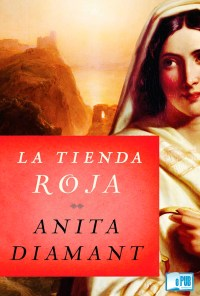 La tienda roja - Anita Diamant portada