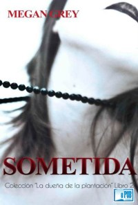 Sometida - Megan Grey portada