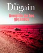 Avenida de los gigantes - Marc Dugain portada
