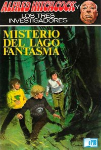 Misterio del lago fantasma - William Arden portada
