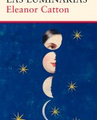 Las luminarias - Eleanor Catton portada