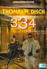 334 - Thomas M. Disch portada