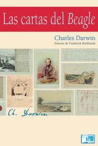 Las cartas del Beagle - Charles Darwin portada