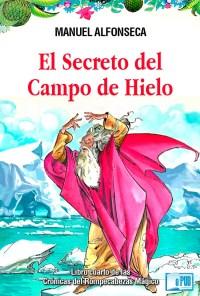 El secreto del campo de hielo - Manuel Alfonseca portada