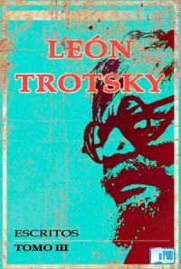 Escritos (1929-1940), Tomo III - Leon Trotsky portada