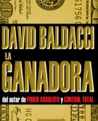 La ganadora - David Baldacci portada