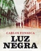 Luz negra - Carlos Fonseca portada