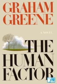 The human factor - Graham Greene portada