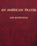An american prayer - Jim Morrison portada