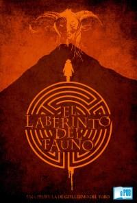 El laberinto del Fauno - Guillermo del Toro portada