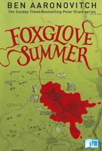 Foxglove summer - Ben Aaronovitch portada