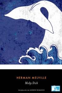 Moby Dick trad. Enrrique Pezzoni - Herman Melville portada
