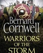 Warriors of the Storm - Bernard Cornwell portada