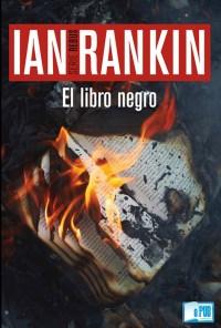 El libro negro - Ian Rankin portada
