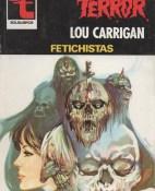 Fetichistas - Lou Carrigan portada