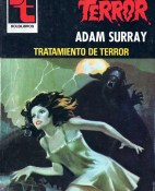 Tratamiento de terror - Adam Surray portada