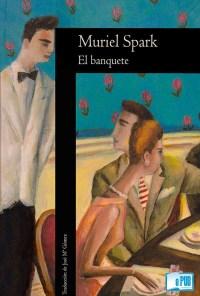 El banquete - Muriel Spark portada