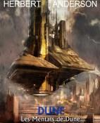 Les Mentats de Dune - Brian Herbert y Kevin J. Anderson portada