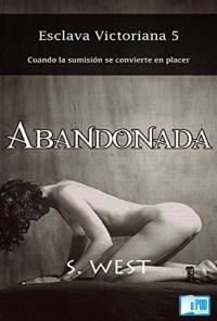 Abandonada - Sophie West portada