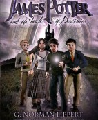 James Potter and the Vault of Destinies - George Norman Lippert portada