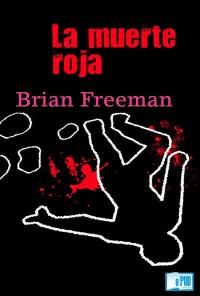 La muerte roja - Brian Freeman portada