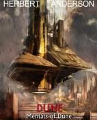 Mentats of Dune - Brian Herbert y Kevin J. Anderson portada