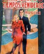 Una historia de los tiempos venideros - H. G. Wells portada