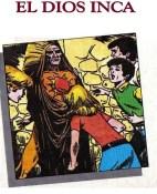 El dios inca - Claude Voilier portada