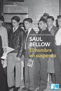 El hombre en suspenso - Saul Bellow portada