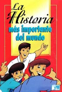 La historia mas importante del mundo - VV AA portada