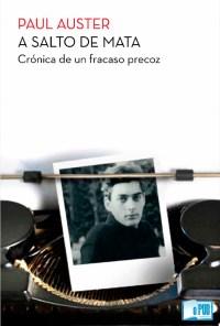A salto de mata - Paul Auster  portada