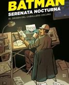 Batman Serenata nocturna - David Hernando portada