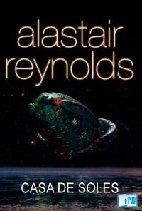 Casa de soles - Alastair Reynolds portada