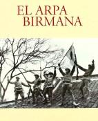 El arpa birmana - Michio Takeyama portada