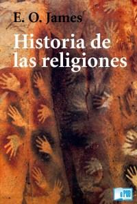 Historia de las religiones - E. O. James portada